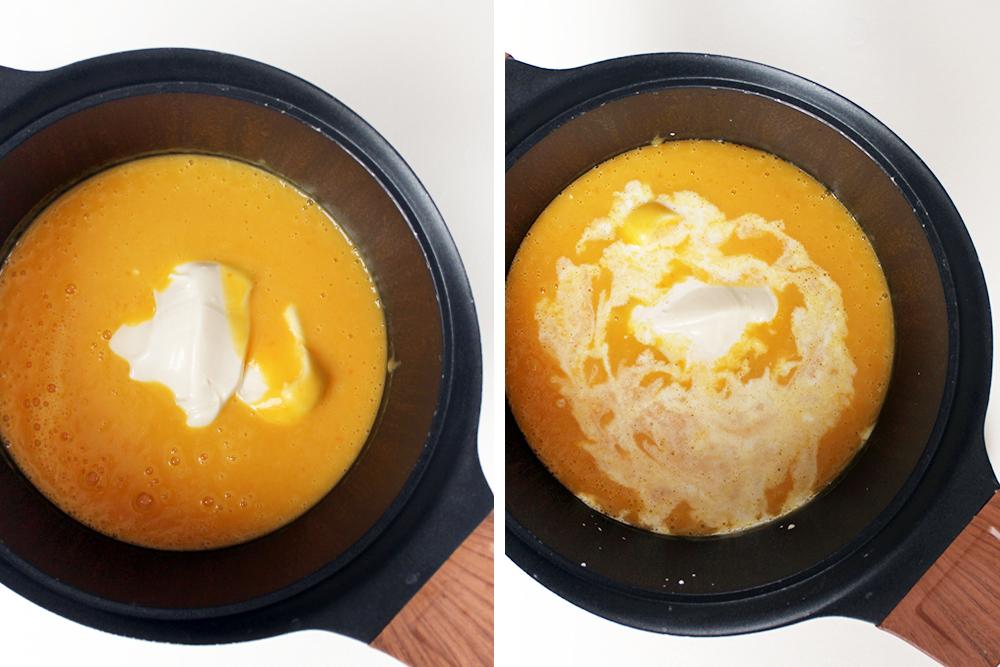 Сырный суп с беконом: рецепт с фото по шагам
